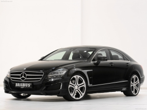 2012 Brabus CLS D6