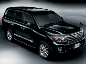2012 Toyota Land Cruiser 200